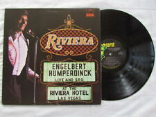Engelbert Humperdinck,Riviera,Vinyl lp,London