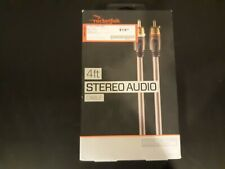 Rocketfish 4 ft. Stereo Audio Cable