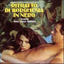 Bixio Frizzi Tempera: Ritratto Di Borghesia In Nero CD