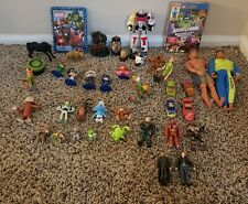 Mixed Boy Toy Lot ((Figurines Plus More))
