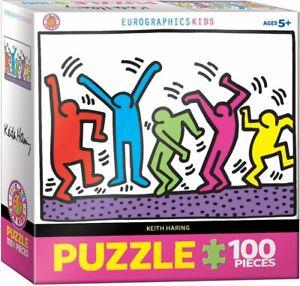 Dancing, Keith Haring