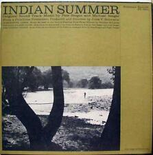 Soundtrack Pete Seeger - Indian Summer LP VG FS 3851 Vinyl 1960 Record 1st