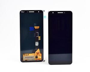 Google Pixel 3a Display schwarz OLED Touchscreen Digitizer Front Glas Bildschirm