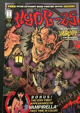 HYDE-25. NO. 0. VAMPIRELLA-IN COLOUR. 1995-MODERN AGE. NEVER BEEN READ. NM+ .