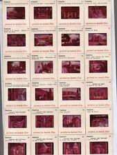 DIAPOSITIVE KODAK FILM - Padova serie 1/24