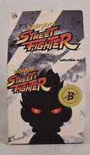 "Street Fighter Kidrobot Bait Shin Akuma 3"" Figure SDCC 2013 Exclusive"