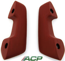 Armrest Assembly Pair Ford Falcon XK XL XM XP Deluxe Coupe Sedan Ute Wagon P/Van