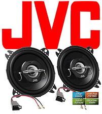 JVC LAUTSPRECHER für VW Golf 3 Armaturenbrett 2-Wege Koax inkl. Adapterkabel