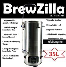 35L BrewZilla/(Robobrew G3) Single Vessel All Grain Brewing/Personal Brewery