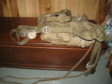 Army Parachute 1961 Original Complete Papers Chute Great condition