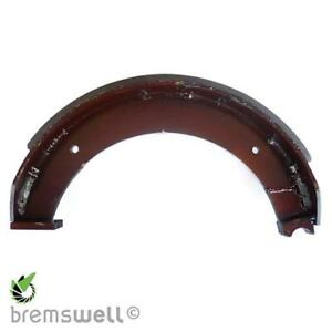 Bremsbacke mit Belag Bremsbacken Anhänger RINNER Achse 350 x 80