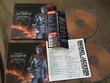 MICHAEL JACKSON / history /JAPAN LTD mini LP 2CD OBI