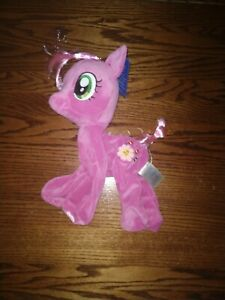 Build A Bear CHERILEE My Little Pony BABW Pink Limited NWT New UNSTUFFED