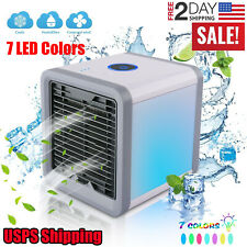 Summer Air Cooler Portable Purifier Mini Air Conditioner Cooling Fan Humidifier