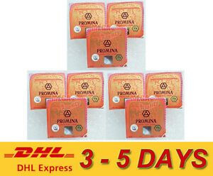 9 x PROMINA GINSENG PURE PEARL FACE CREAM REMOVAL FRECKLE ACNE DARK ** Express !