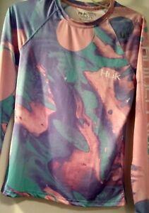 Huk  Ladies Performance fishing shirt long sleeve... Size Small