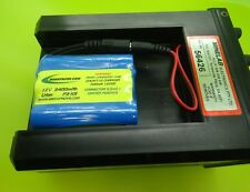 3400mA Battery & Charger For The Minelab Sovereign Xs & 2A Pro / Made In Usa