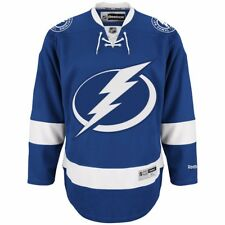 86e917b50 NHL Men s Tampa Bay Lightning Reebok Edge Premier Team Jersey -  7185a5lshpjtbl