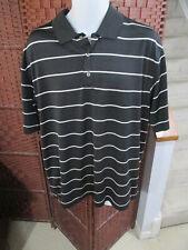 Men's Ping Collection Polo Shirt Golf Shirt Size XL Stripes