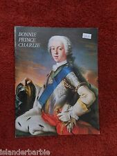 Bonnie Prince Charlie Booklet 1973 Published in Great Britain