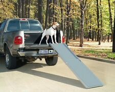 Solvit Pet Aluminium Telescopic Car SUV Ramp Ideal for older Large dog - XL Size