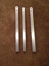 """KMG Style Tooling Arm Knife belt Grinder 3 Pack 20"""" LONG"""