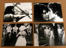 MONDO CANDIDO * Jacopetti - 4 PRESSEFOTOS -PHOTOS PRESS 1975