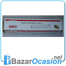 Toner OKI Cartridge Type 6 Original Nuevo