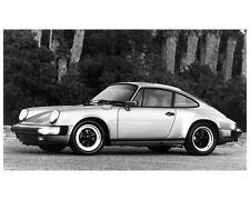 1988 Porsche 911 Carrera Coupe Automobile Photo Poster zm268