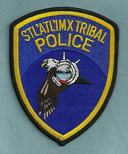STL'ATL'MX CANADA TRIBAL POLICE PATCH