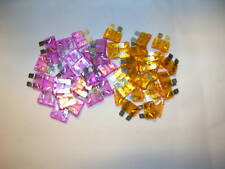 Standard Blade Fuses- 3 amp & 5 amp- 25 each -Total 50 - Mize Electrical - USA