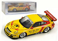 Spark S2063 Porsche 997 GT3 Cup #99 Winner Carrera Cup Asia 2009 - 1/43 Scale