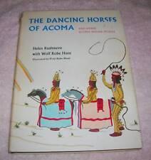 The Dancing Horses of Acoma-Helen Rushmore (HCDJ, 1963)
