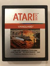 Vanguard ( Atari 2600 ), Cartridge Only