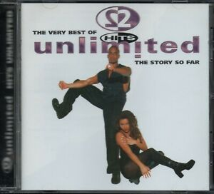 2 UNLIMITED - Hits Unlimited (The Very Best Of: The Story So Far) - CD Album