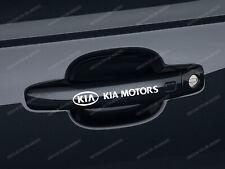 6 x Kia Stickers for Door handles Pro Ceed Optima Rio Soul Sportage Stinger