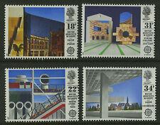Great Britain   1987   Scott #1176-1179    Mint Never Hinged Set