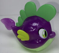 My Little Pony Puffer Fish SPIKE the Dragon Seaquestria Seapony FIM G4 Toy