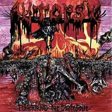 AUTOPSY - Puncturing The Grotesque DIGI MCD NEU