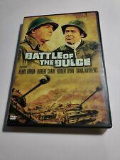 Battle of the Bulge  1965(DVD, 2005) Henry Fonda