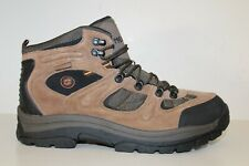 Nevados Mens Klondike Mid Hiking Boot Sz 12 M Brown Suede Leather Waterproof