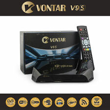 VONTAR V9S HD DVB-S2 Satelitte Reciever HD Wifi Build in Support WEB TV IPTV