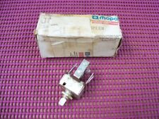 NOS MoPar 1984 1985 1986 Jeep J10 J20 blower motor SWITCH / RESISTOR J8121837