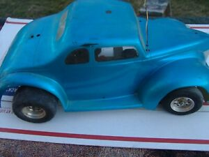 40s  Ford RC Car Hot Rod  VINTAGE