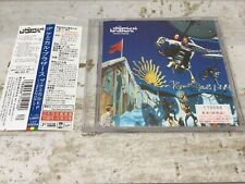THE CHEMICAL BROTHERS Leave Home JAPAN RARE PROMO CD VJCP-20024 1995 OBI PRODIGY