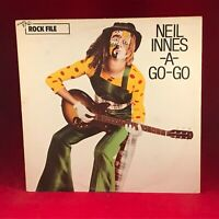 NEIL INNES -A-Go-Go 1973 UK vinyl LP How Sweet To Be An Idiot EXCELLENT CONDITIO