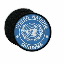 Patch UN Minusma Mali Gao United Nations BW Frieden Einsatz Afrika #32173