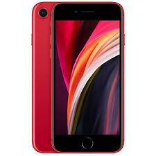 Apple iPhone SE (2020) 256GB Dual SIM GSM/CDMA Fully Unlocked Phone - Red