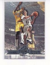 1996 PRESS PASS BASKETBALL PARALLEL SILVER SWISSSH INSERT RYAN MINOR #25