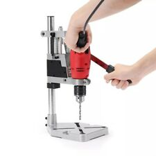 Bench Electric Drill Press Holder Bracket Grinder Rack Stand with Single Clamp
